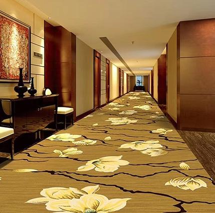长沙酒店地毯