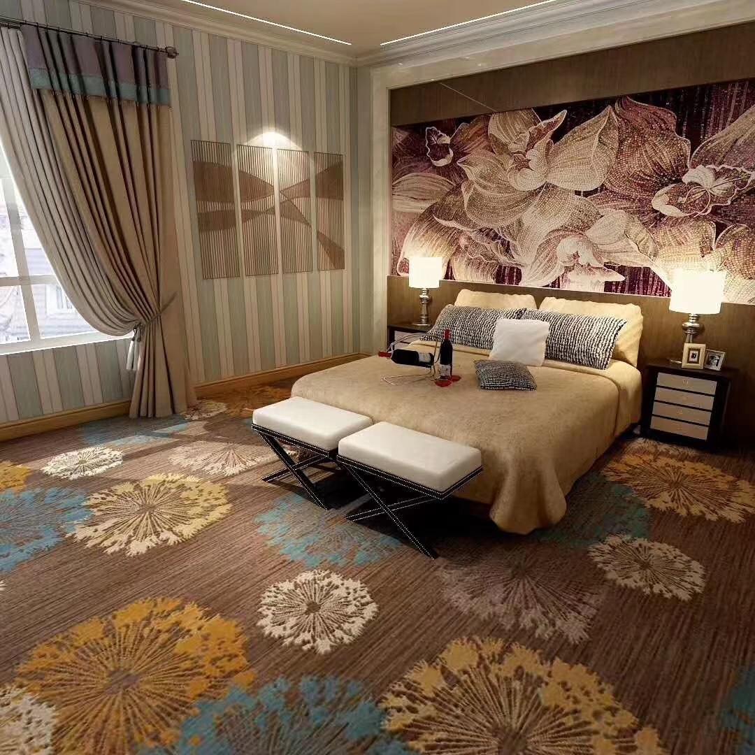 湖南印花地毯