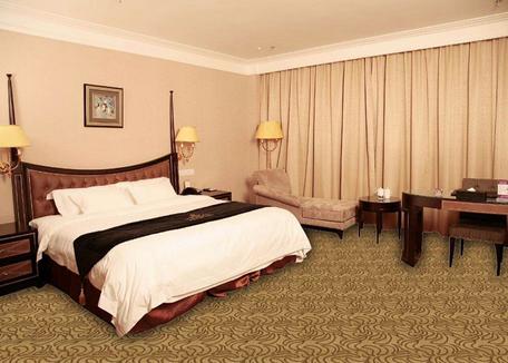 宾馆酒店地毯清洁