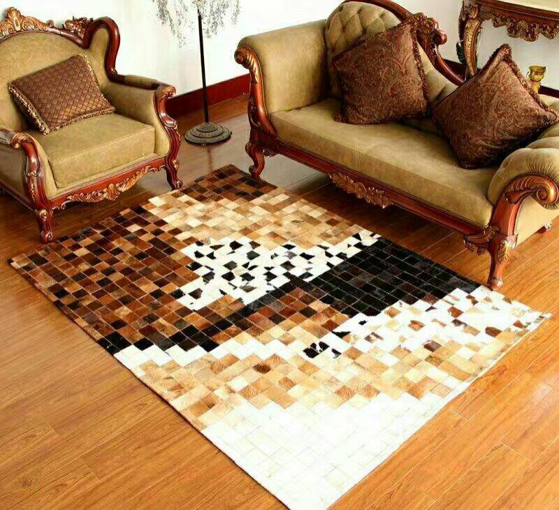 湖南牛皮地毯
