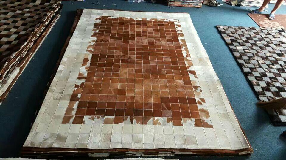 长沙牛皮地毯