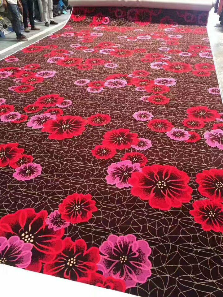 酒店地毯厂家