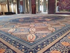 长沙酒店地毯这样保养使用寿命更长