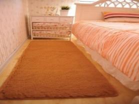 床边地毯尺寸选择,多大合适