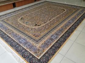 高贵奢华的手工真丝地毯,清洗打理起来如何?