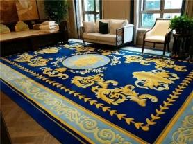 常见的地毯品种样式有哪些?